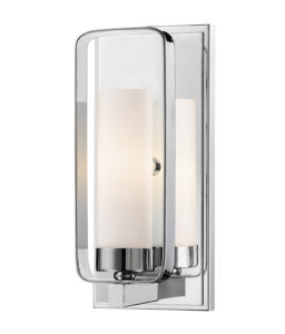 Wall Sconce Lighting Transitional AIDEEN Z-Lite 6000-1S-CH
