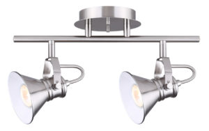 Track Light Industrial MOROCCO Canarm IT582A02BN10