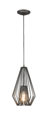 Pendant Lighting Transitional Modern QUINTUS Z-Lite 442MP-BRZ