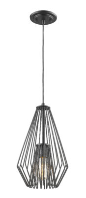 Pendant Lighting Transitional Modern QUINTUS Z-Lite 442MP-MB