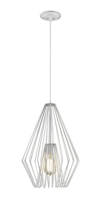 Pendant Lighting Transitional Modern QUINTUS Z-Lite 442MP12-WH