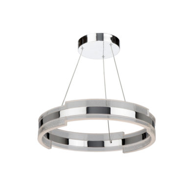 Pendant Lighting Modern SATURN Artcraft AC7470CH